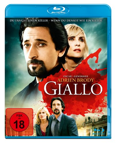 Giallo [Blu-ray]
