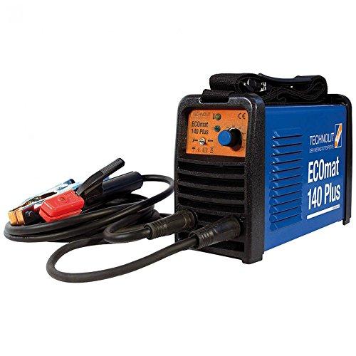 TECHNOLIT ECOmat 140 Plus Schweißgerät Inverterschweißanlage ohne Zubehör