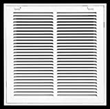 "Best Air Vent Filters - 14"" X 14 Steel Return Air Filter Grille Review"