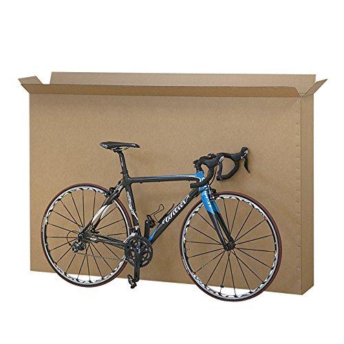 Propac z-boxbicg cajas para bicicletas, cartón resistente a dos Olas
