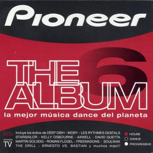 Vol. 6-Pioneer: the Album by Pioneer: The Album (2005-05-26)