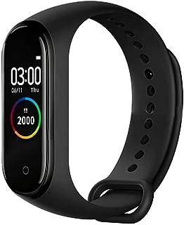 M4 Smart Band 4 Fitness Tracker Watch Sport Bracelet Heart Rate Blood Pressure Smartband Monitor Health Wristband Band Bra...