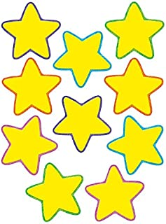 Teacher Created Resources Yellow Stars Accents (4591)