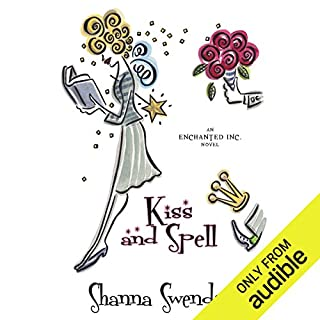 Kiss and Spell audiobook cover art