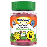 Haliborange Kids Mr. Men Little Miss Multivitamins Strawberry Softies