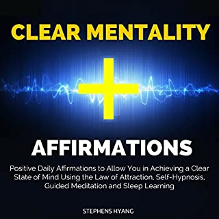 Clear Mentality Affirmations cover art