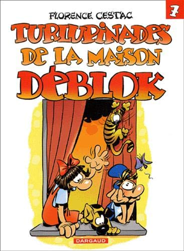 Les Déblok, tome 7 : Turlupinades de la maison Déblok