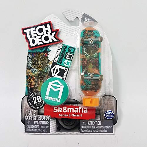 Unbekannt Sk8Mafia Skateboard Deck Girls Girls Girls Series Wet 7.75