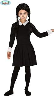 alta qualità vero affare sconto Amazon.it: costume mercoledi addams bambina