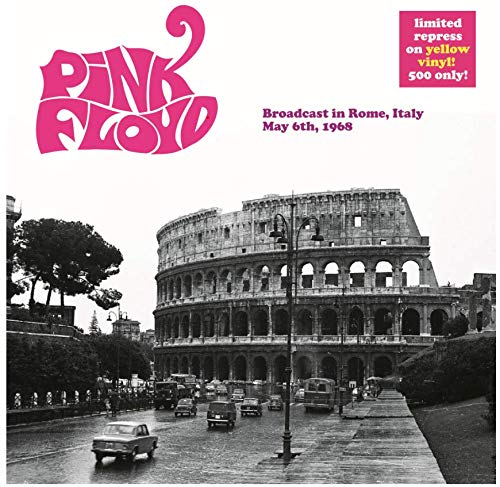 Broadcast In Rome, Italy May 6Th 1968 (Yellow Vinyl)