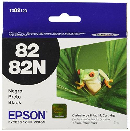 Epson Cartucho de Tinta color Negro Fotográfico para Stylus Pro, T082120