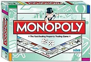 لعبة مونوبولي باللغة الانجليزية من نيلكو