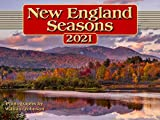 New England Seasons Calendar 2021 Wall