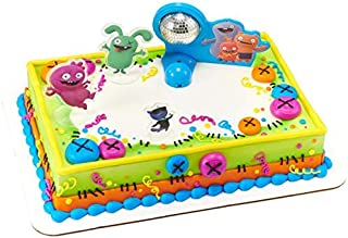 DecoPac Cake Decorating UGLY DOLLS-#UGLY Cake Topper for Birthdays and Parties