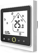 Termostato de Calefacción Wifi-Termostato Wifi para Calderas de Gas/Calentamiento de Agua,Termostato Digital Calefaccion C...
