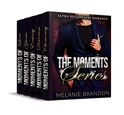 The Moments Series: An Alpha Billionaire Romance Collection (English Edition)