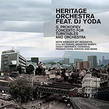 Gabriel Prokofiev: Concerto for Turntables and Orchestra No. 1 (feat. DJ Yoda)