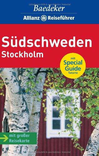 Image of Baedeker Allianz Reiseführer Südschweden, Stockholm