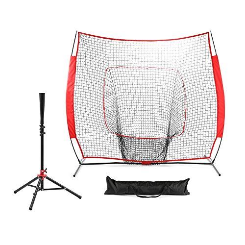 LAKARU(ラカル) 野球バッティングネット 208*203*106cm 折り畳み式