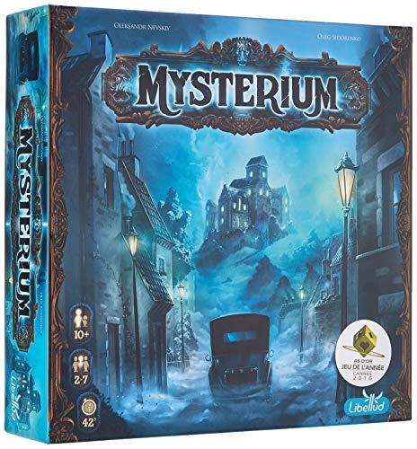 Asmodée LIBMYST01FR Mysterium Gesellschaftsspiel (französische Version)