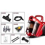 MoMo Staubsauger, Haushaltsgeräte, High Power, Haushalt Kleingeräte, horizontale Deodorant Verteilung,rot,Hohe Übereinsti