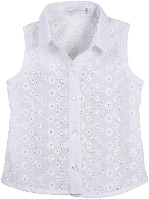 Camisa niña bonita RONDA _ camisa niña blanca, camisa niña ...