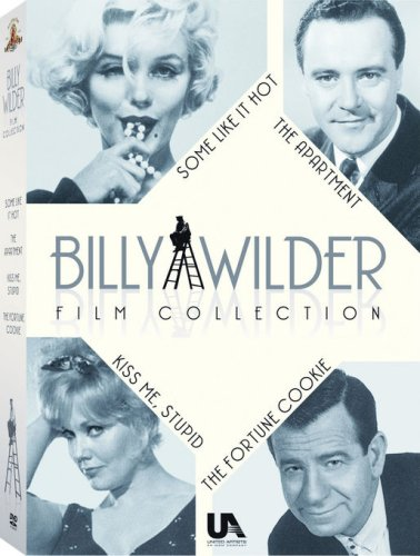 Billy Wilder Gift Set (The Apartment / The Fortune Cookie / Some Like it Hot / Kiss Me Stupid)