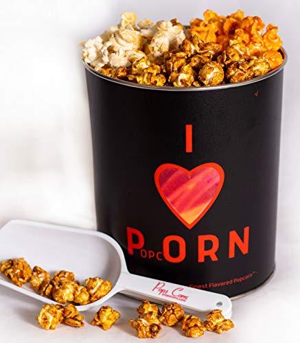 Pops Corn 1 Gallon I Love Popcorn
