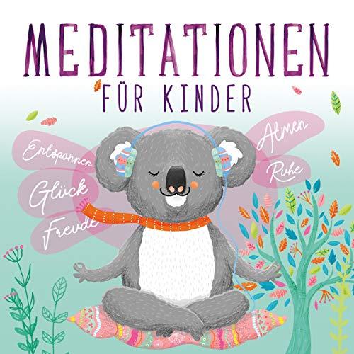 Meditationen für Kinder Titelbild