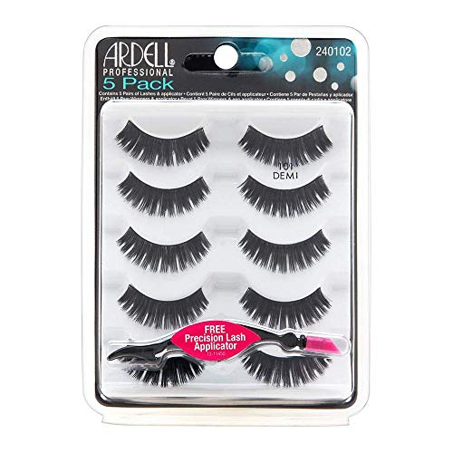 ARDELL 5 Pack Natural 101 Black Faux-cils