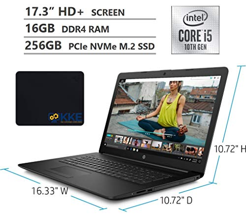 Comparison of HP Notebook vs Lenovo ideapad S340 (S340i5black_1k)