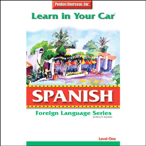 Learn in Your Car: Spanish, Level 1 audiobook cover art