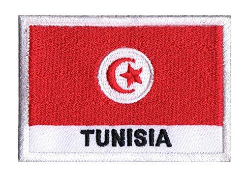 PATCHE bandera Túnez