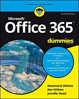 Office 365 For Dummies 2e