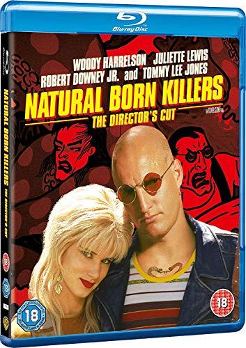 Natural Born Killers (2 Blu-Ray) [Edizione: Regno Unito] [Italia] [Blu-ray]