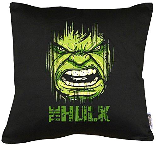 Cojín Hulk (40 x 40 cm)