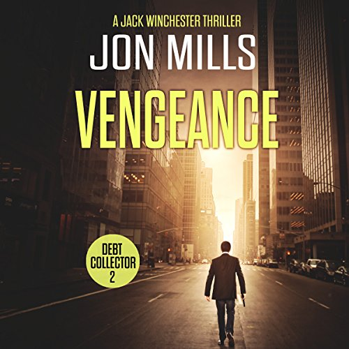 Debt Collector: Vengeance audiobook cover art