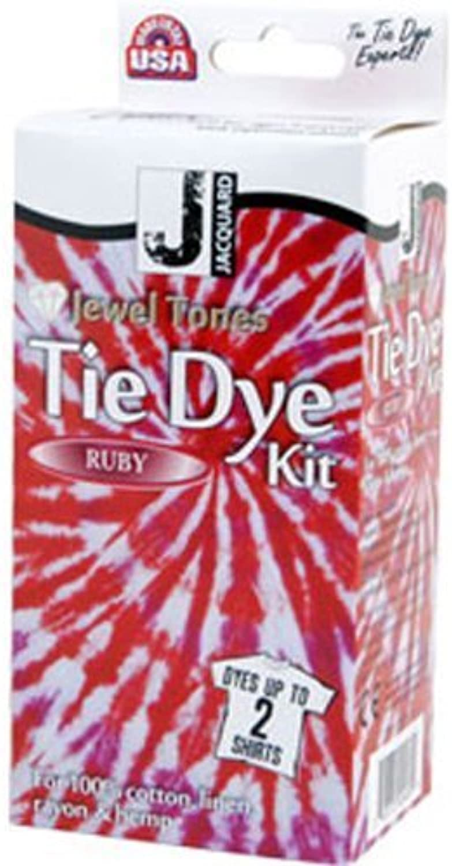Jacquard Jewel Tones Tie-Dye Kit (Ruby) by Jacquard Jacquard Jacquard B017CADLDS | Große Ausverkauf  de44ff