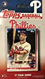 Philadelphia Phillies 2019 Topps Factory Sealed Special Edition 18 Card Team Set