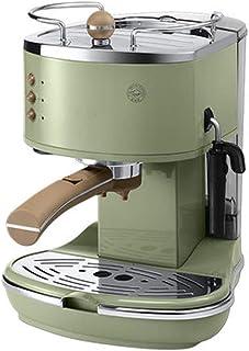 Machine à café rétro semi-automatique à pompe italienne pour crème de lait, latte, cappuccino, café soufflé au lait