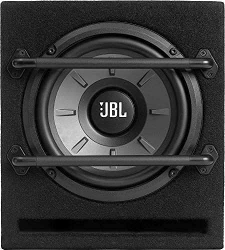 JBL JBLSTAGE800BA Stage 800BA Enclosure - Aktives 200-mm Subwoofer System Schwarz