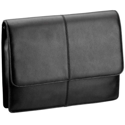 D&N Business Line Aktentasche, 35 cm, 6L, schwarz