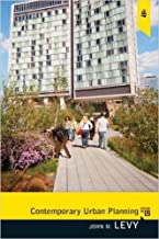 Contemporary Urban Planning by Levy 9th Edition (Paperback) Textbook Only