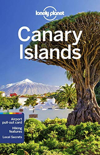 Lonely Planet Canary Islands [Lingua Inglese]