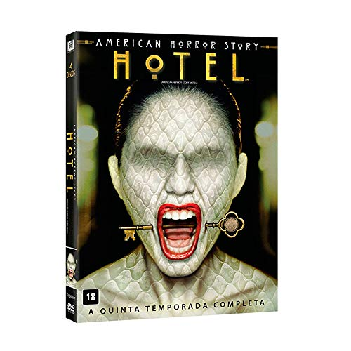 American Horror Story 5ª Temporada [Dvd]