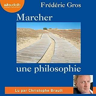 Couverture de Marcher, une philosophie