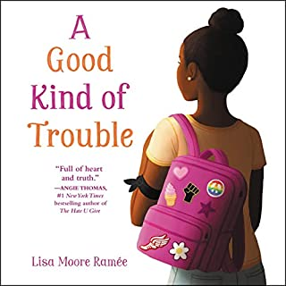 A Good Kind of Trouble                   Written by:                                                                                                                                 Lisa Moore Ramée                               Narrated by:                                                                                                                                 Imani Parks                      Length: 6 hrs and 46 mins     Not rated yet     Overall 0.0