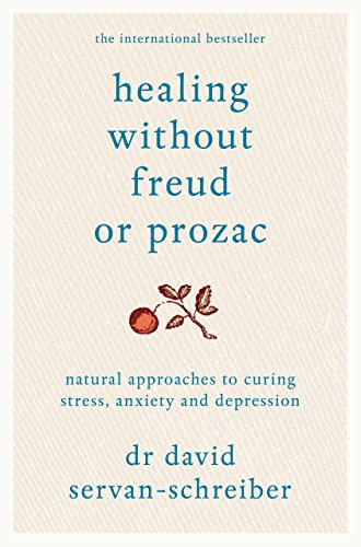 Healing Without Freud or Prozac: Natural Approaches to Curing Stress, Anxiety and Depression (English Edition)