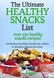 Healthy Cookbooks - Healthy Snacks List