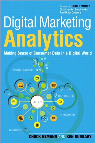 Digital Marketing Analytics: Making Sense of Consumer Data in a Digital World (Que Biz-Tech) (English Edition)
